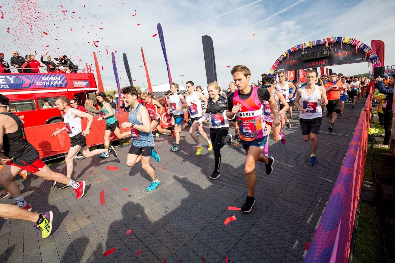run hackney half marathon