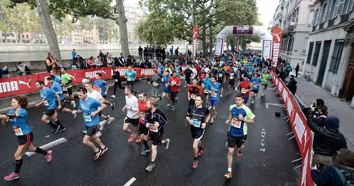 run in lyon marathon