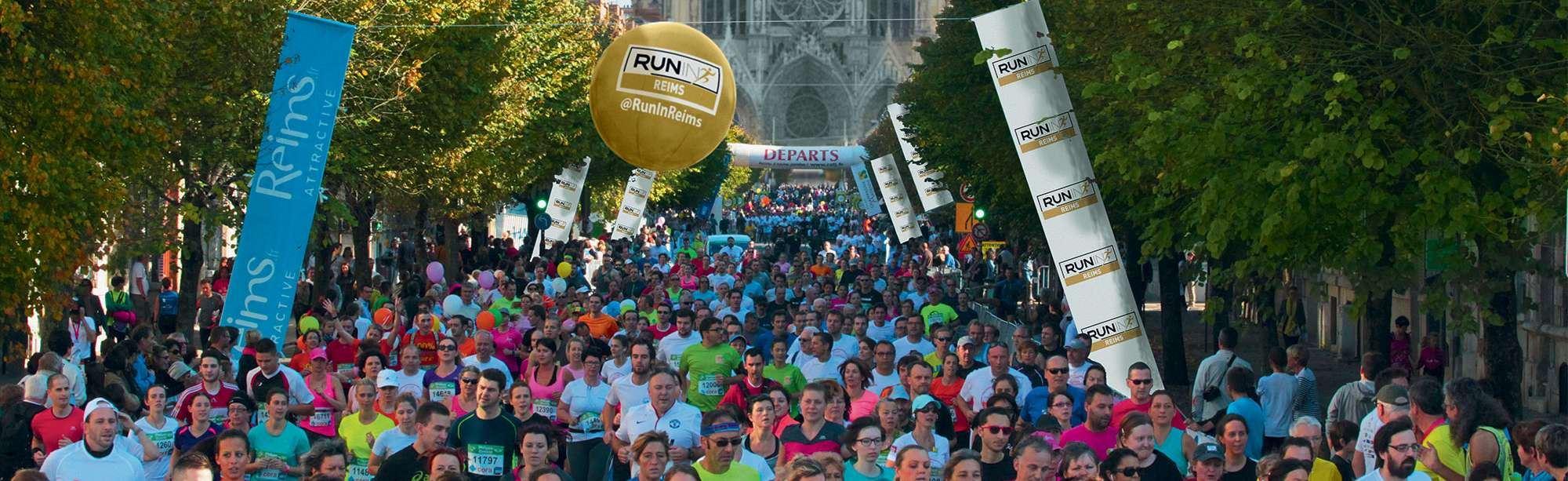 Alles over de Run in Reims Marathon en hoe jij er aan mee kunt doen