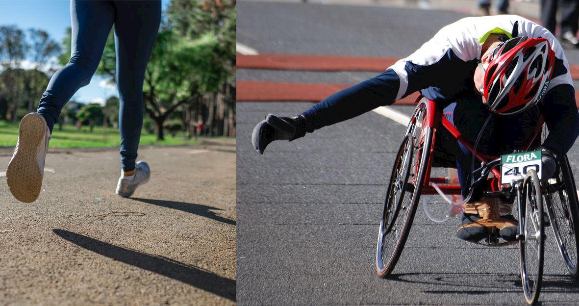 run roll inclusion charity virtual race
