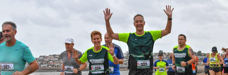 run whitstable herne bay summer 5k and 10k
