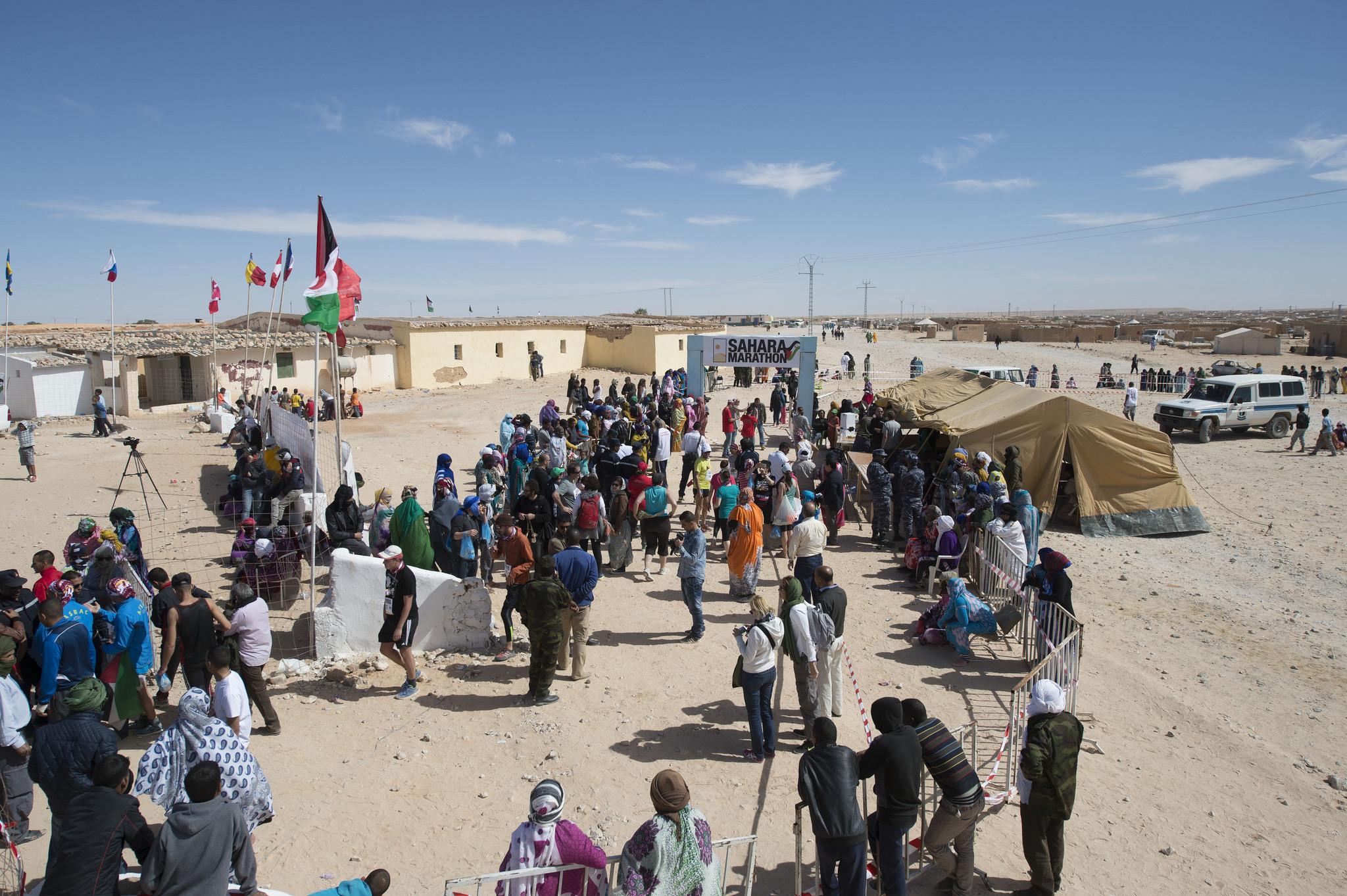 Alles over de Sahara Marathon 1 en hoe jij er aan mee kunt doen