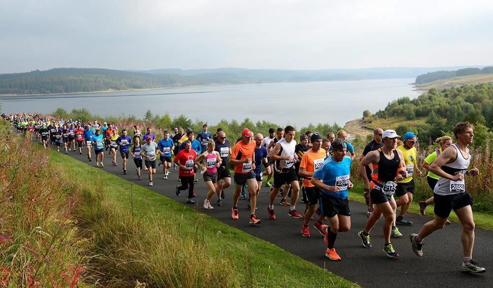 Alles over de Salomon Kielder Marathon en hoe jij er aan mee kunt doen