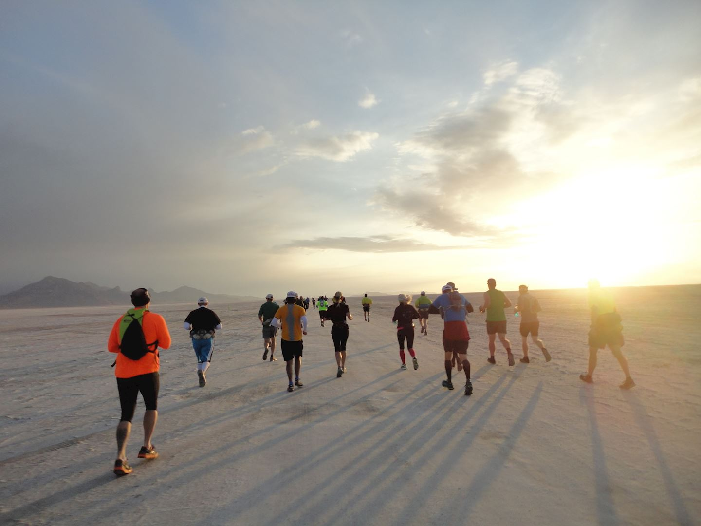 salt flats 100 mile endurance run