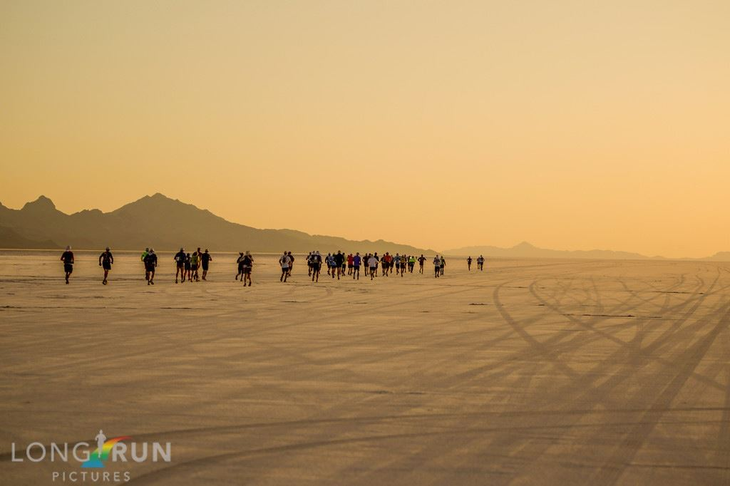 salt flats 50 mile endurance run