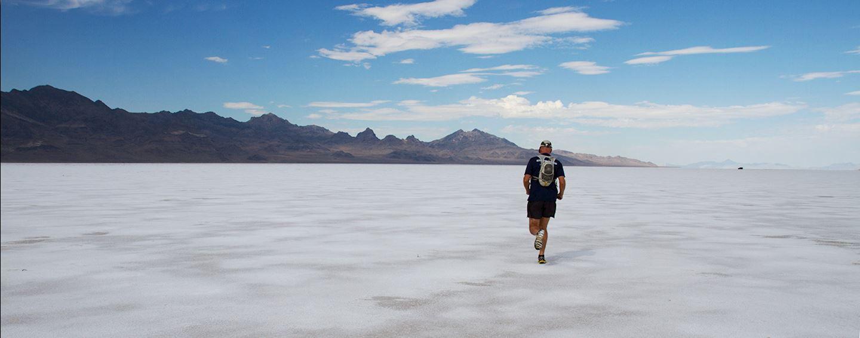 salt flats 50km endurance run