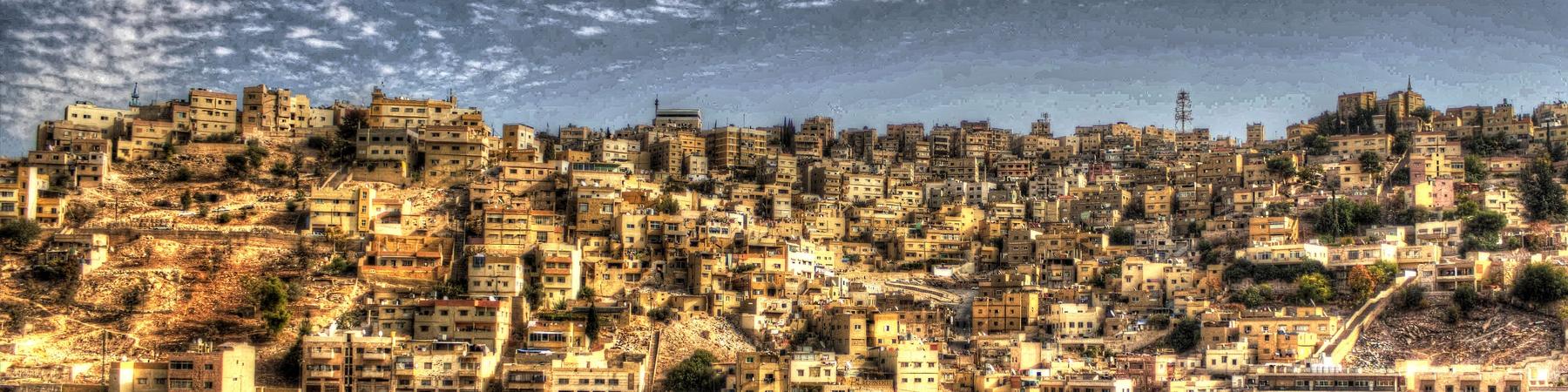Alles over de Samsung Amman International Marathon en hoe jij er aan mee kunt doen