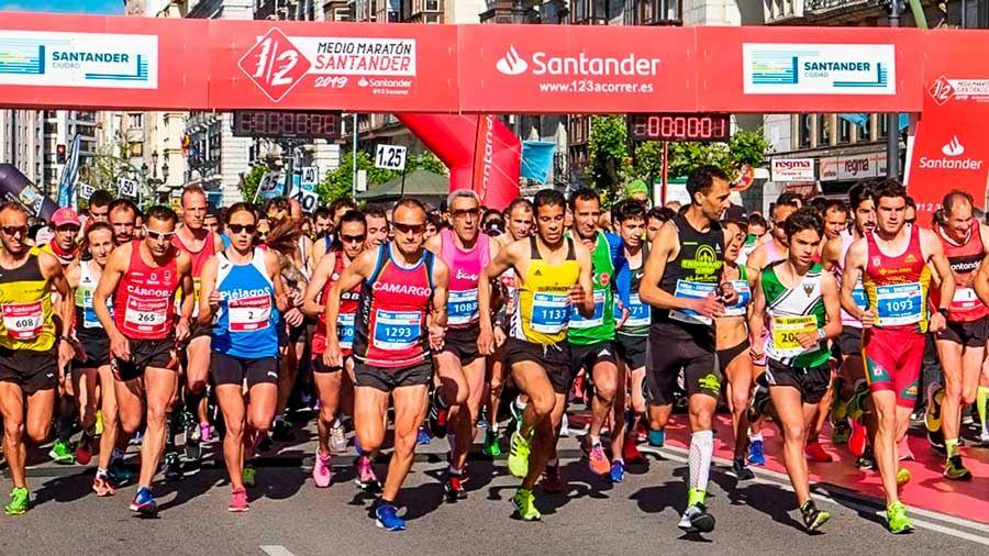 santander half marathon