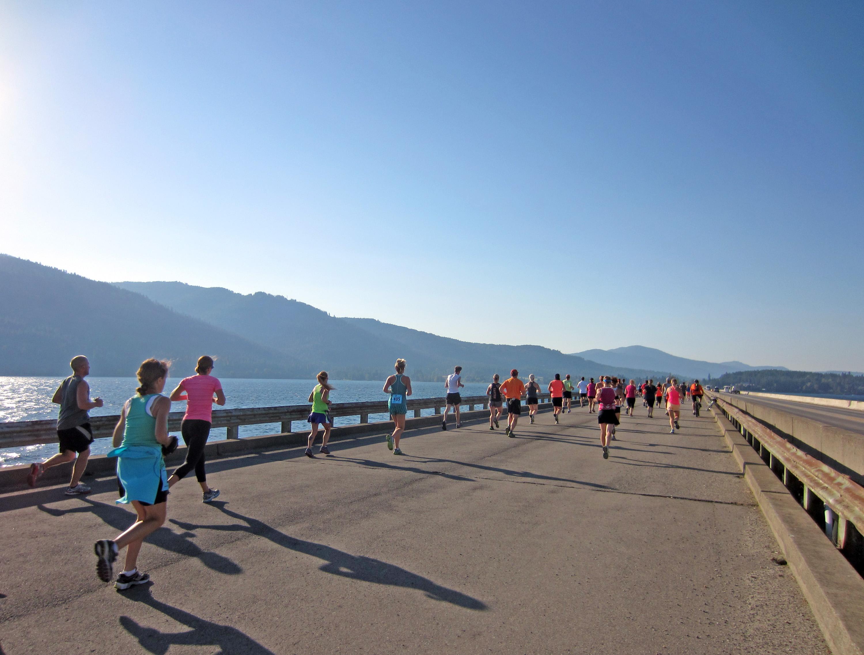 scenic half marathon
