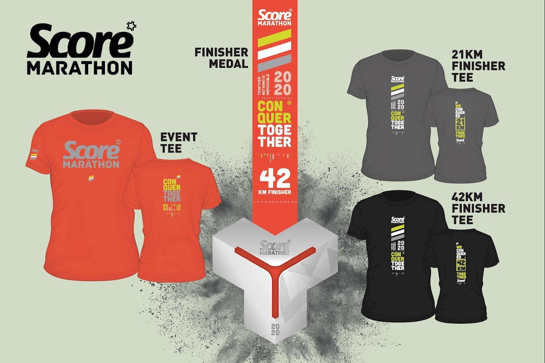 score marathon