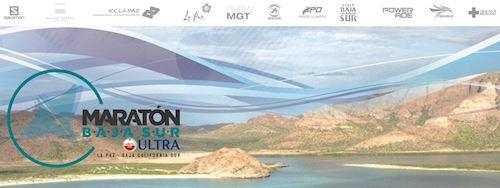 Marathon BAJA SUR • Scenic Route • La Paz, México • 42.195-30-15-7 KM