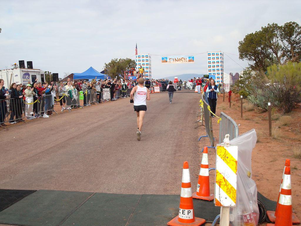 sedona marathon
