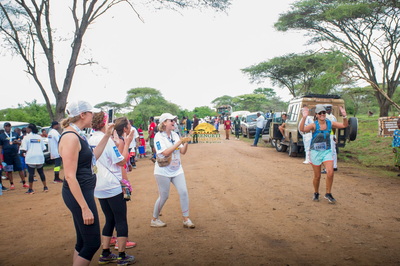 serengeti safari marathon