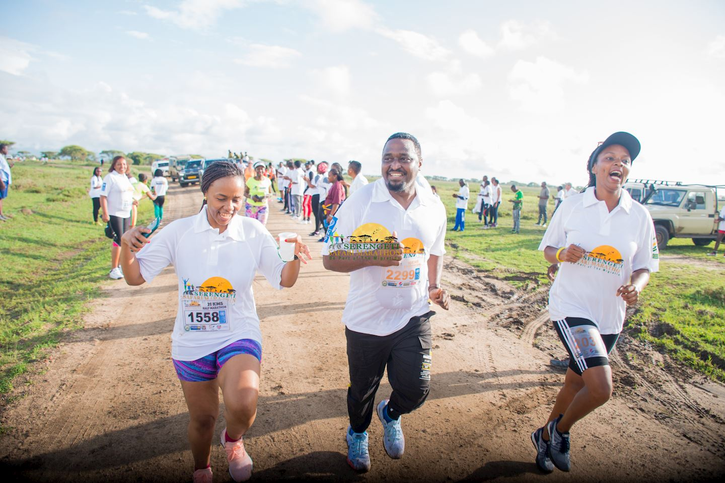 serengeti safari marathon