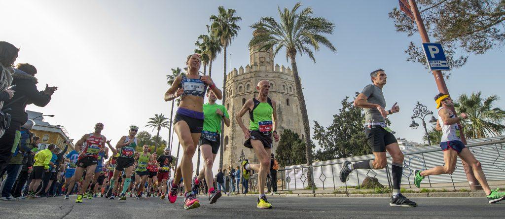 Alles over de Seville Marathon en hoe jij er aan mee kunt doen