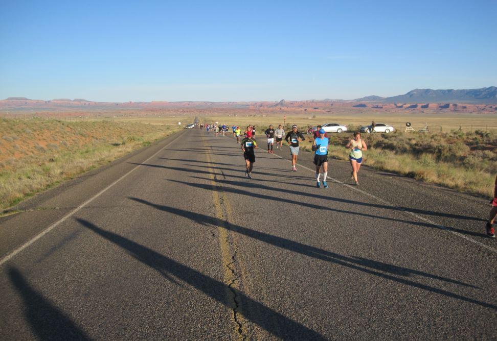 Alles over de Shiprock Marathon en hoe jij er aan mee kunt doen