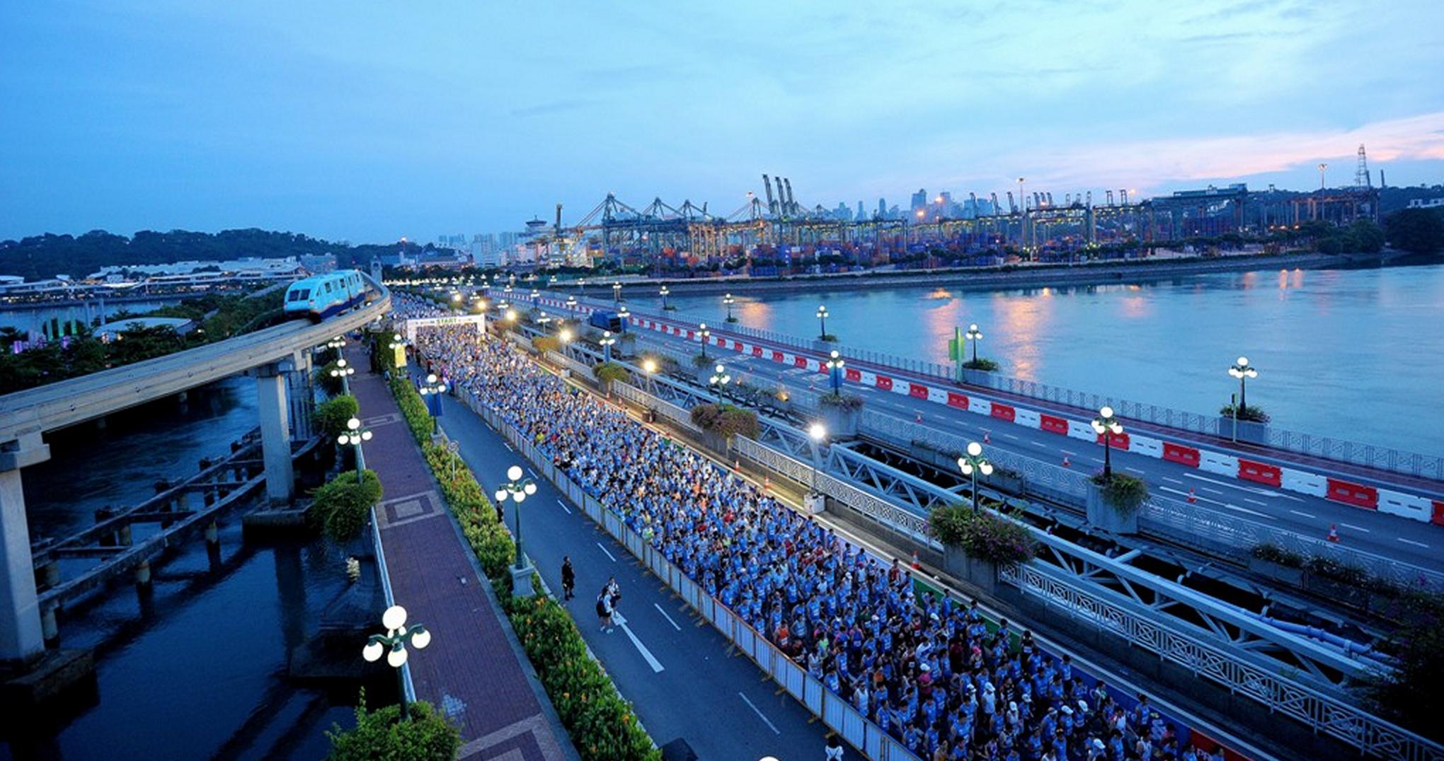 singapore marathon