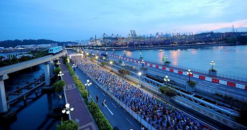 Standard Chartered Singapore Marathon
