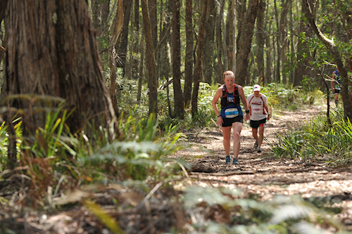 Sixfoot Track Marathon