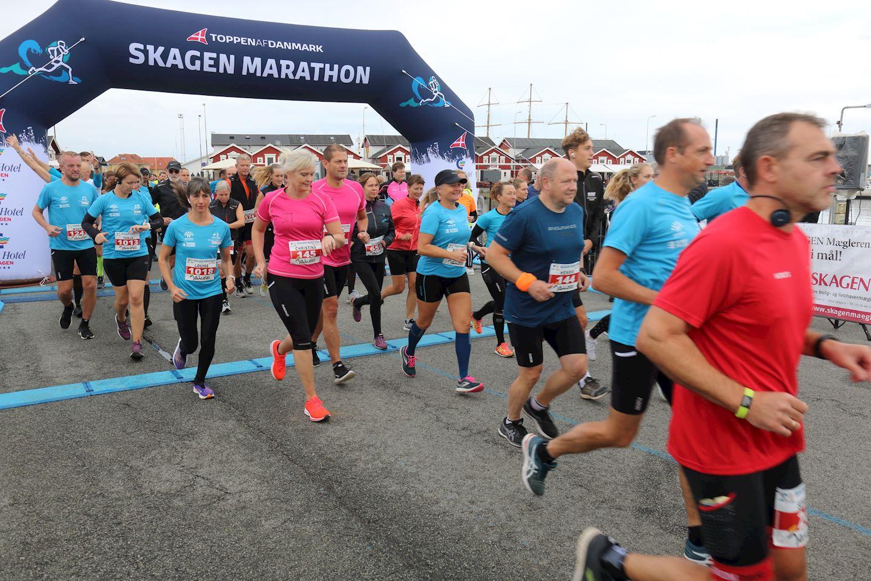 skagen marathon
