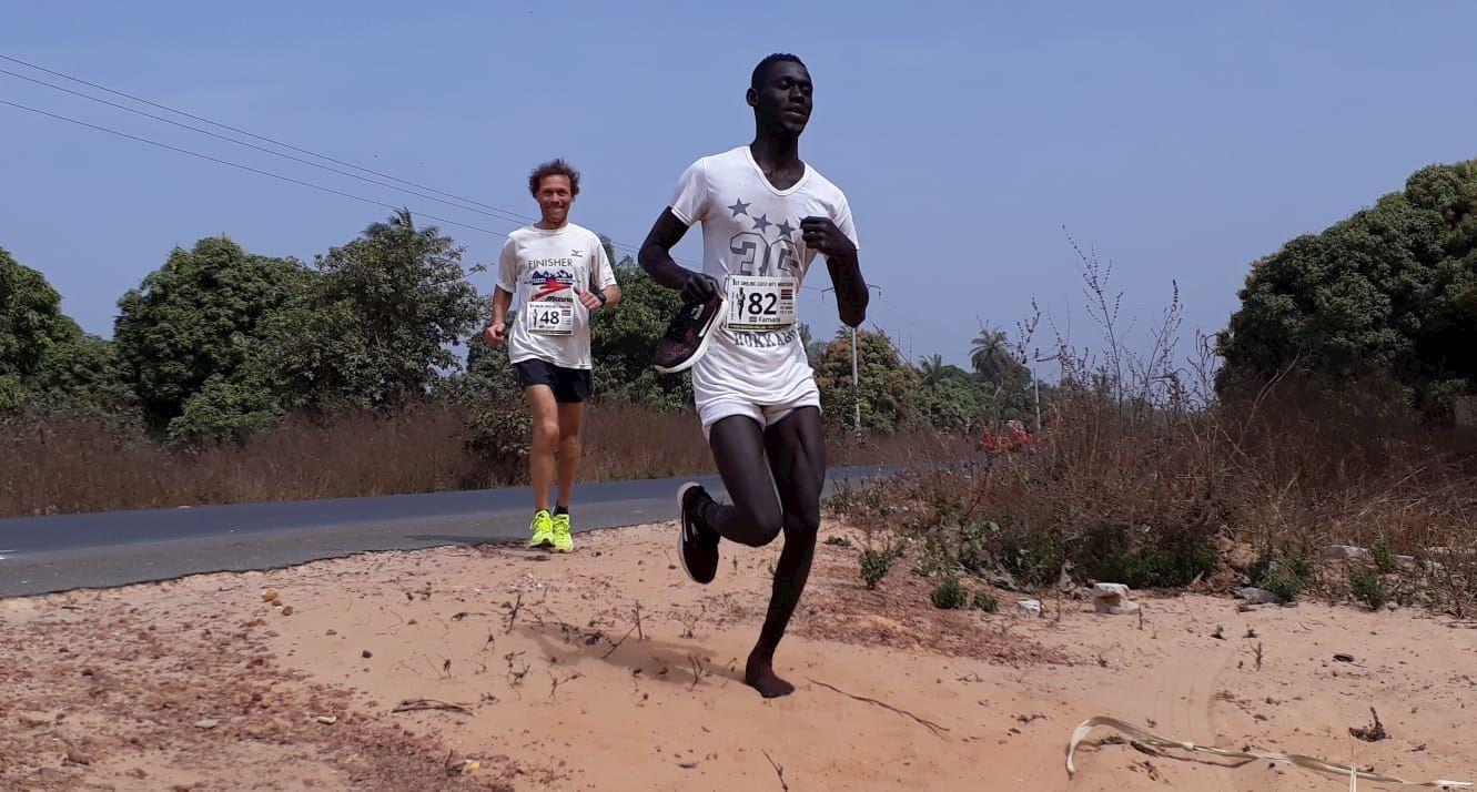 smiling coast intl marathon the gambia