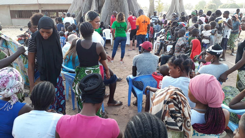 smiling villages intl marathon the gambia