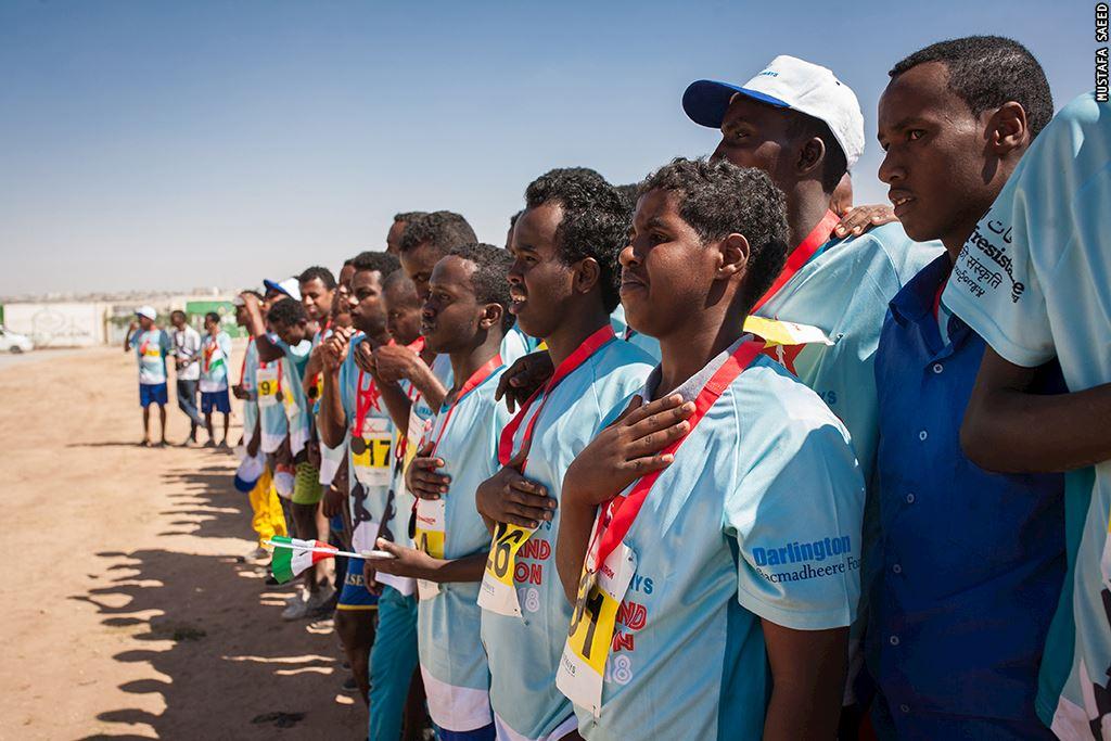 Alles over de Somaliland Marathon en hoe jij er aan mee kunt doen
