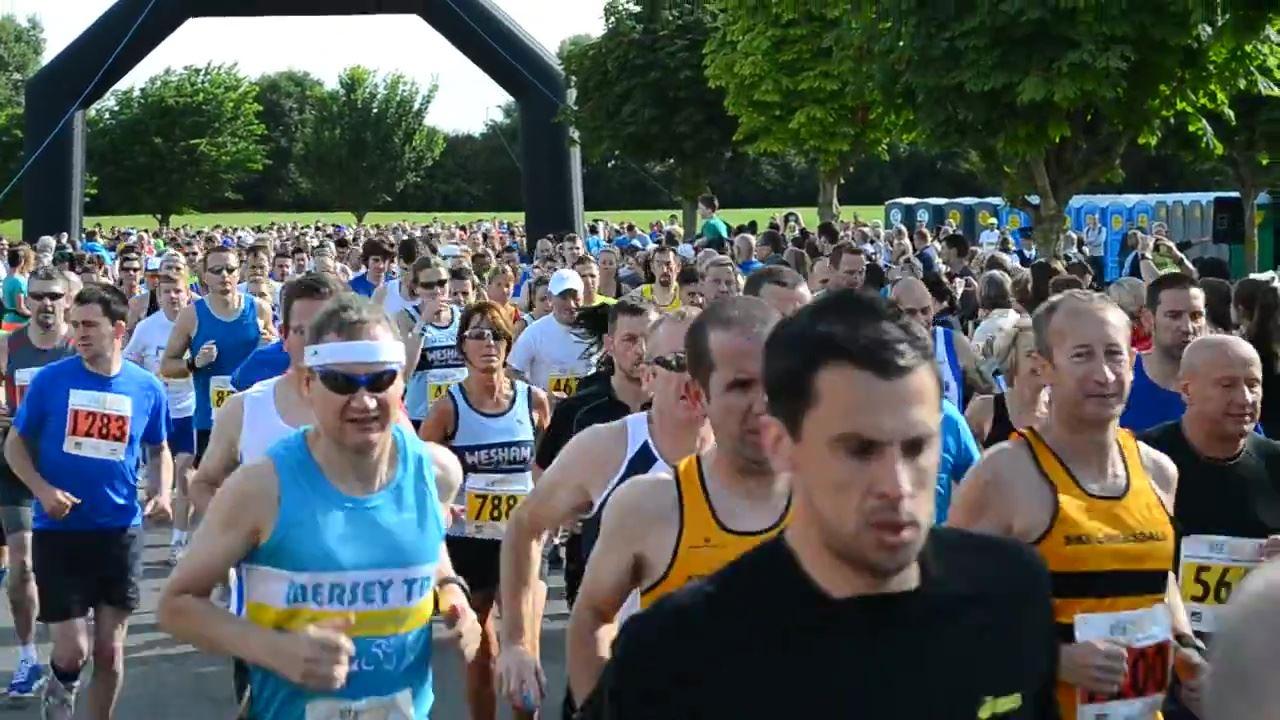 southport half marathon