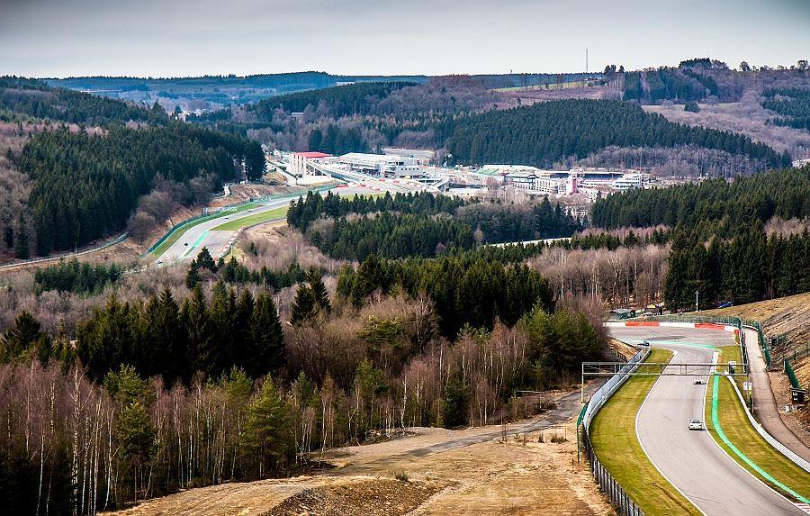Alles over de Spa Francorchamps Run en hoe jij er aan mee kunt doen