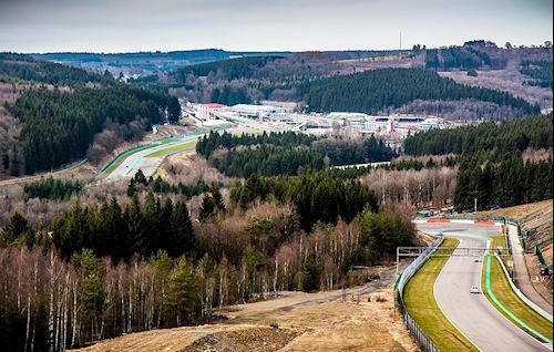 Spa-Francorchamps Run