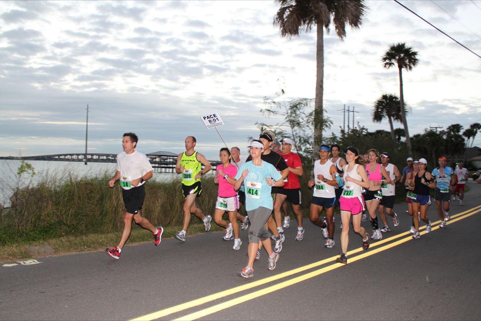 Alles over de Space Coast Marathon en hoe jij er aan mee kunt doen