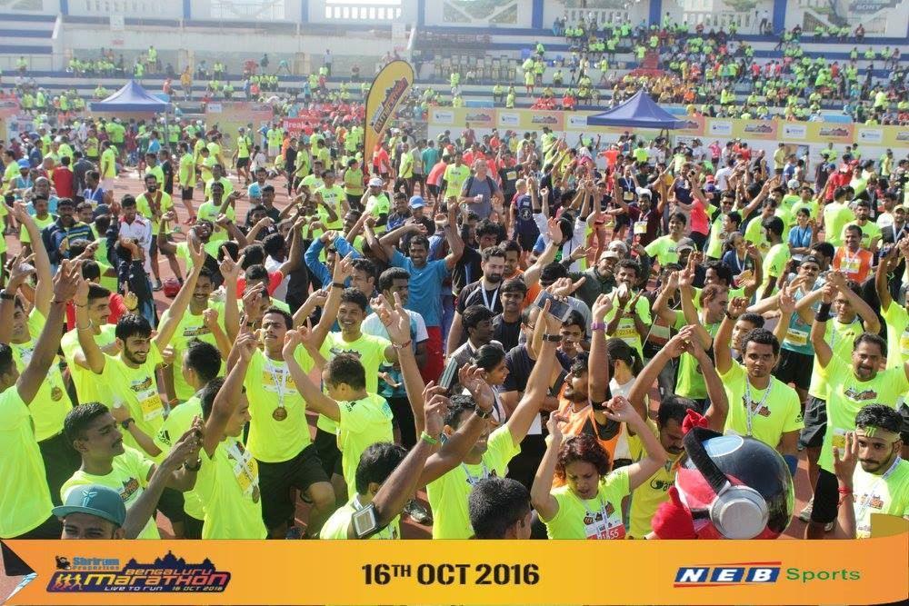 Alles over de Sriram Properties Bengaluru Marathon en hoe jij er aan mee kunt doen