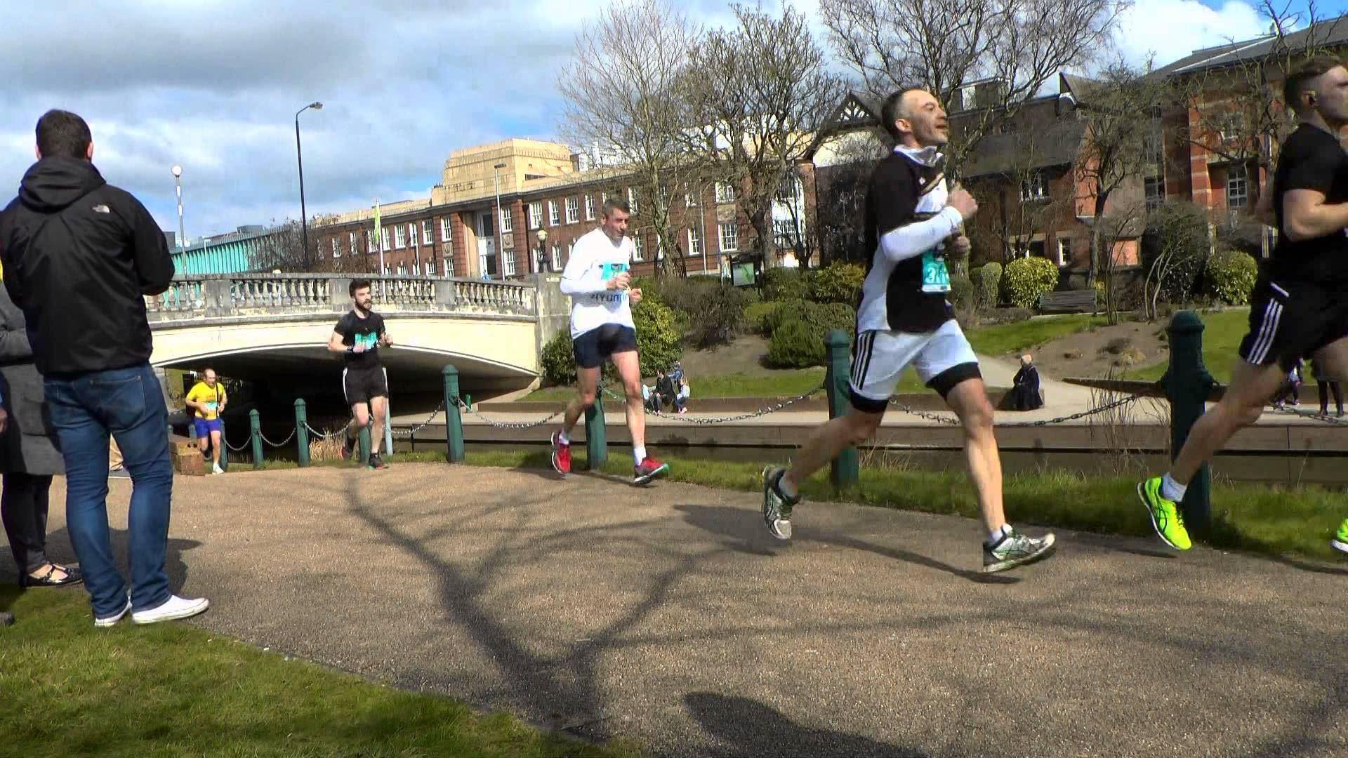 stafford half marathon