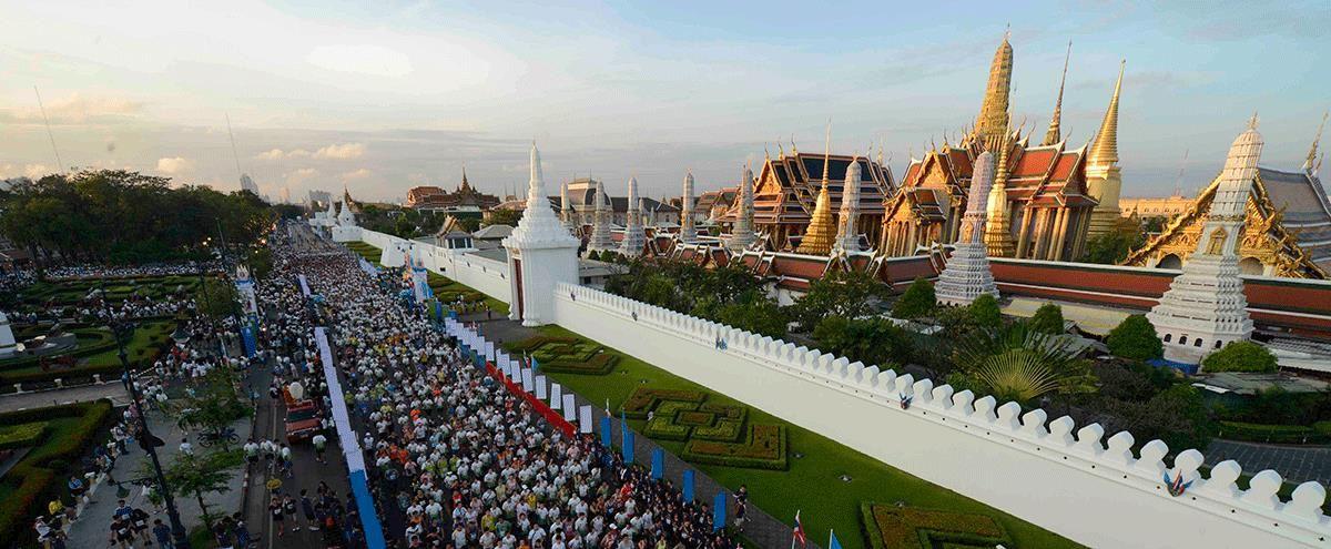 Alles over de Standard Chartered Bangkok Marathon en hoe jij er aan mee kunt doen
