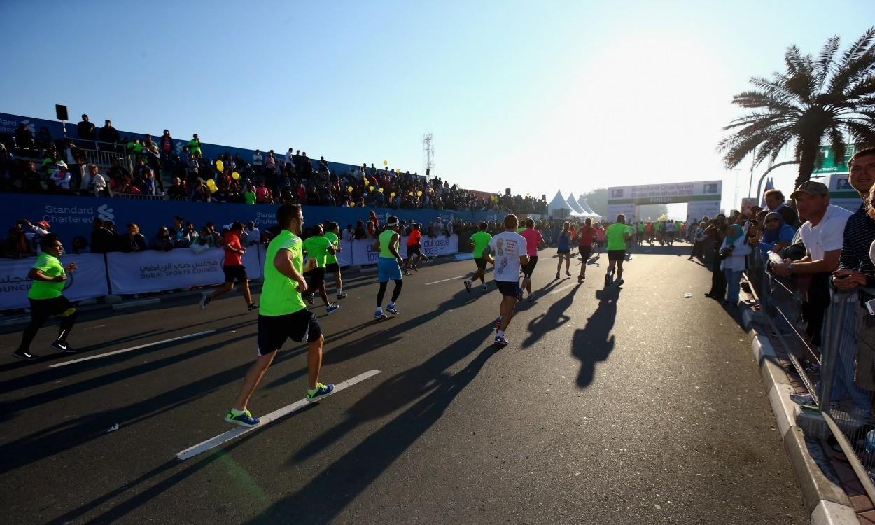 standard chartered dubai marathon