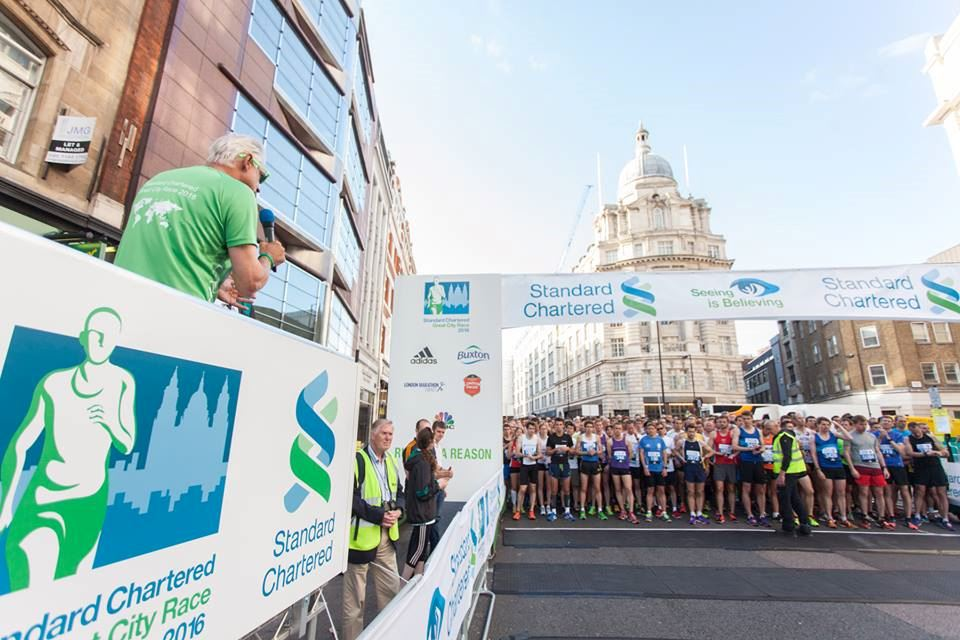 standard chartered great city race