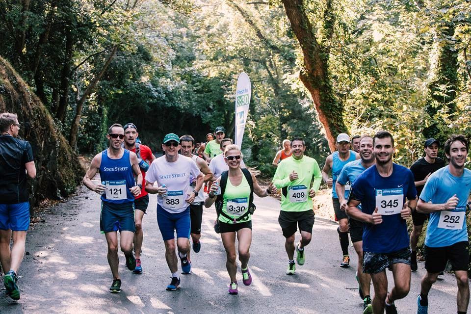 standard chartered jersey marathon