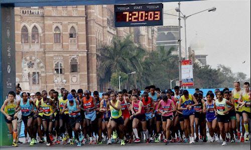 Tata Mumbai Marathon