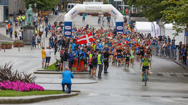 Alles over de Stavanger Marathon en hoe jij er aan mee kunt doen