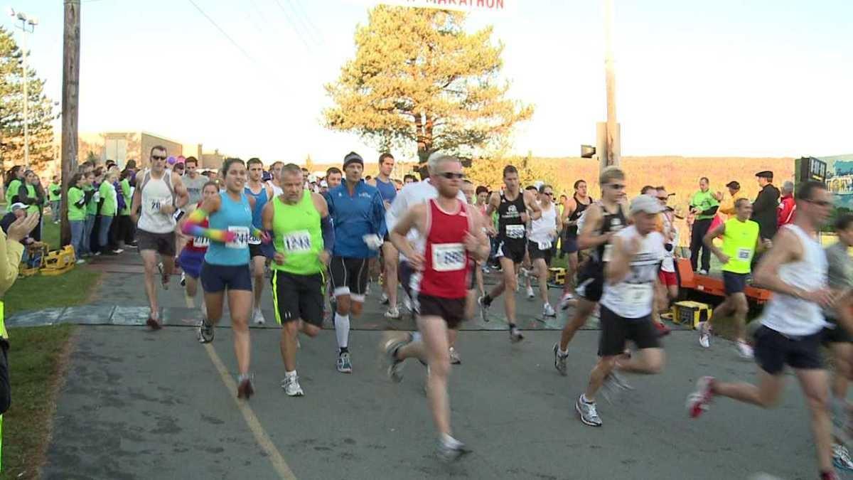 Alles over de Steamtown Marathon en hoe jij er aan mee kunt doen