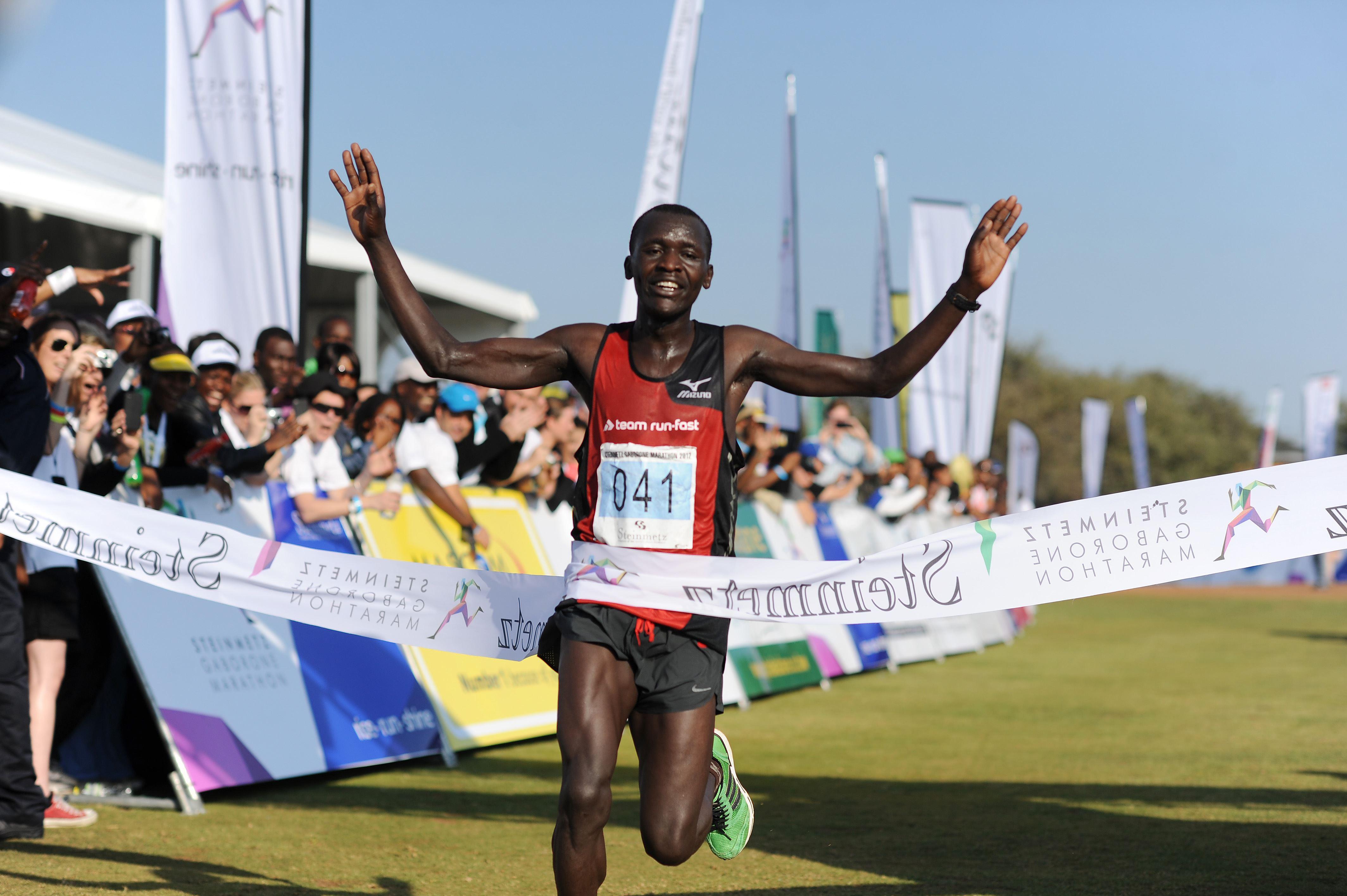 Alles over de Steinmetz Gaborone Marathon en hoe jij er aan mee kunt doen