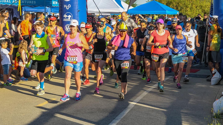 Alles over de Sugar Daddy Half Marathon 10k 5k Kids Run en hoe jij er aan mee kunt doen