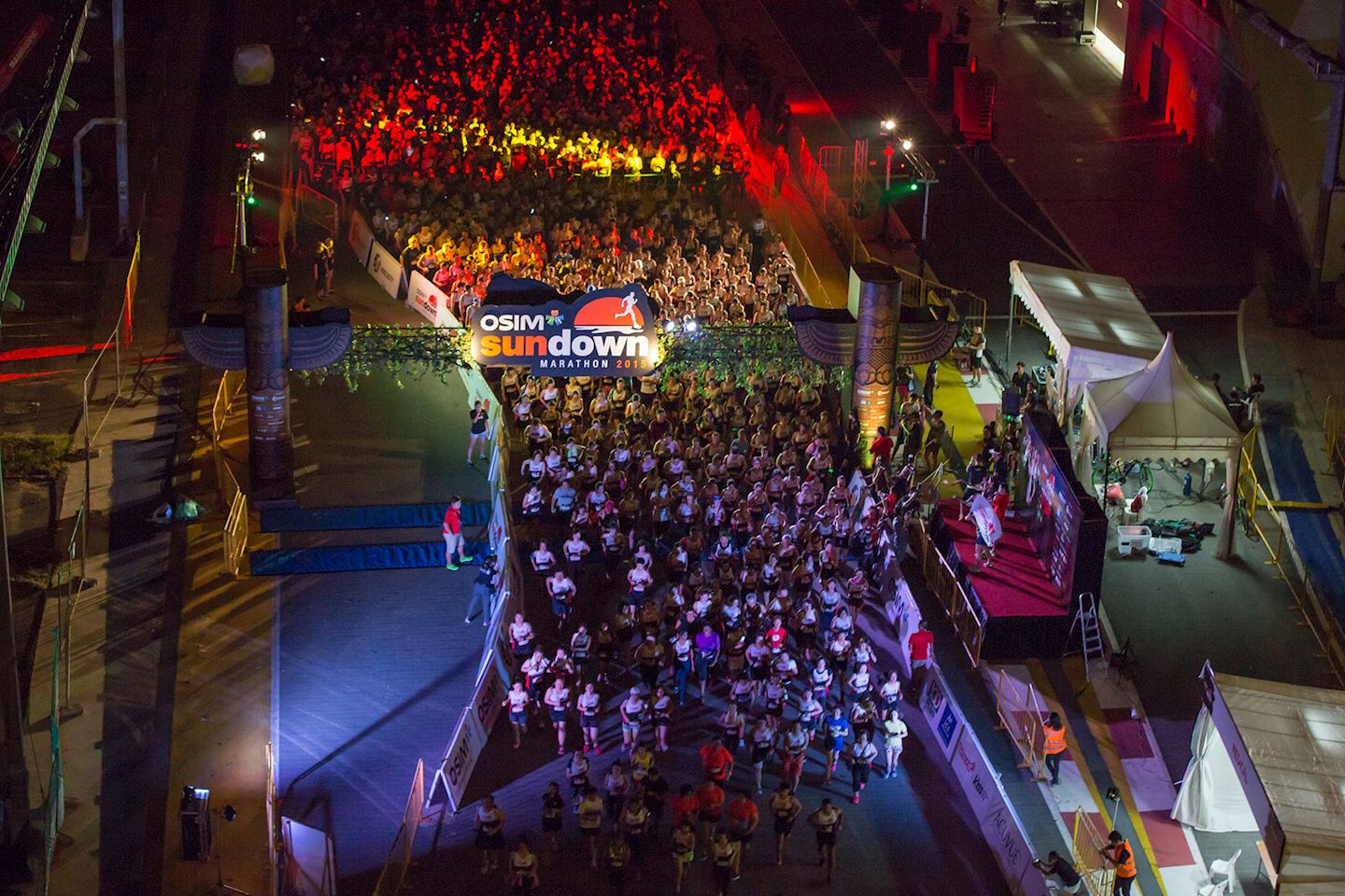 sundown marathon