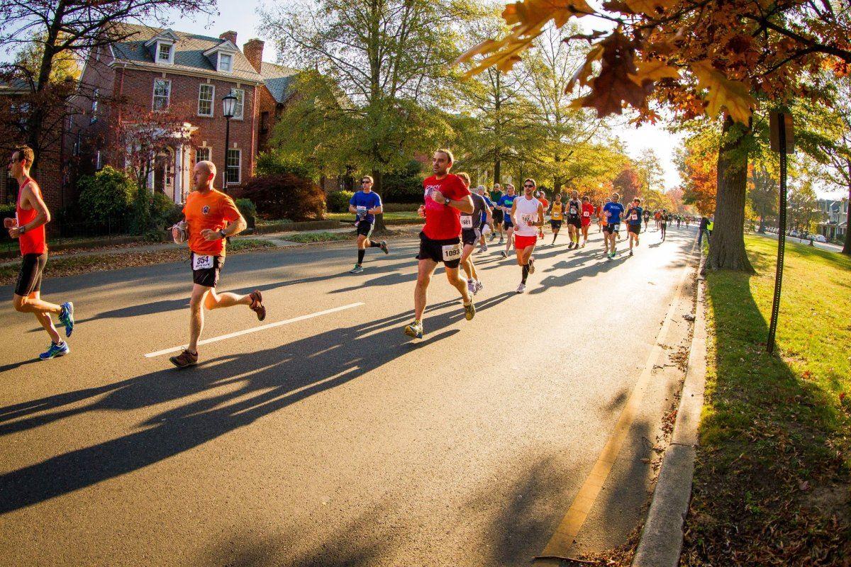 suntrust richmond marathon