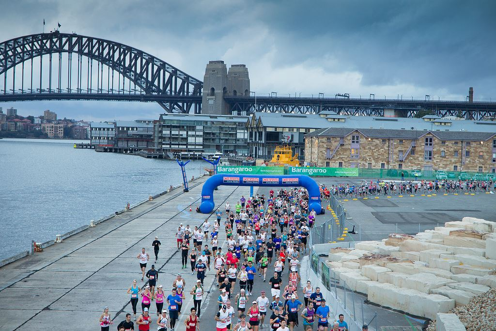 sydney morning herald half marathon