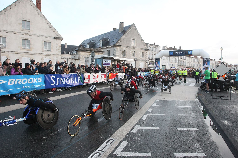 Alles over de Marathon De La Rochelle en hoe jij er aan mee kunt doen