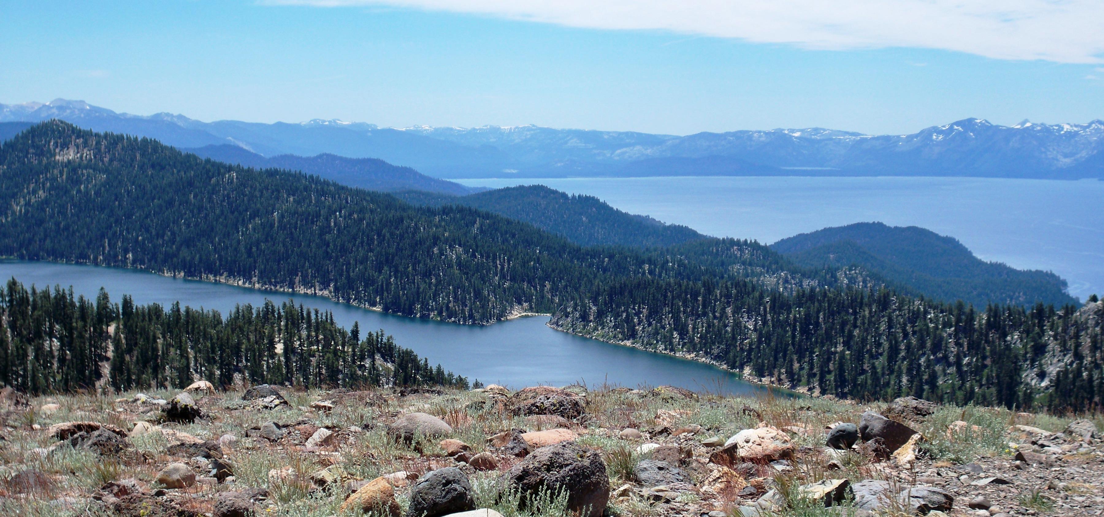 tahoe trail 100