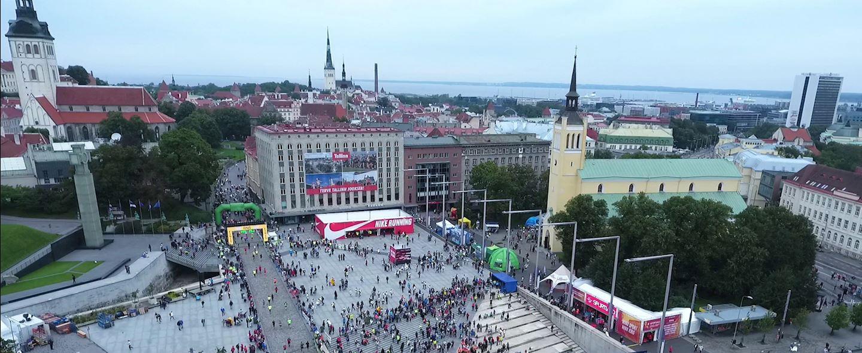 Alles over de Tallinn Marathon en hoe jij er aan mee kunt doen