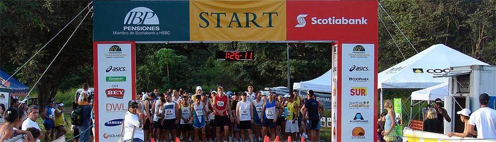 Alles over de Tamarindo Beach Marathon en hoe jij er aan mee kunt doen