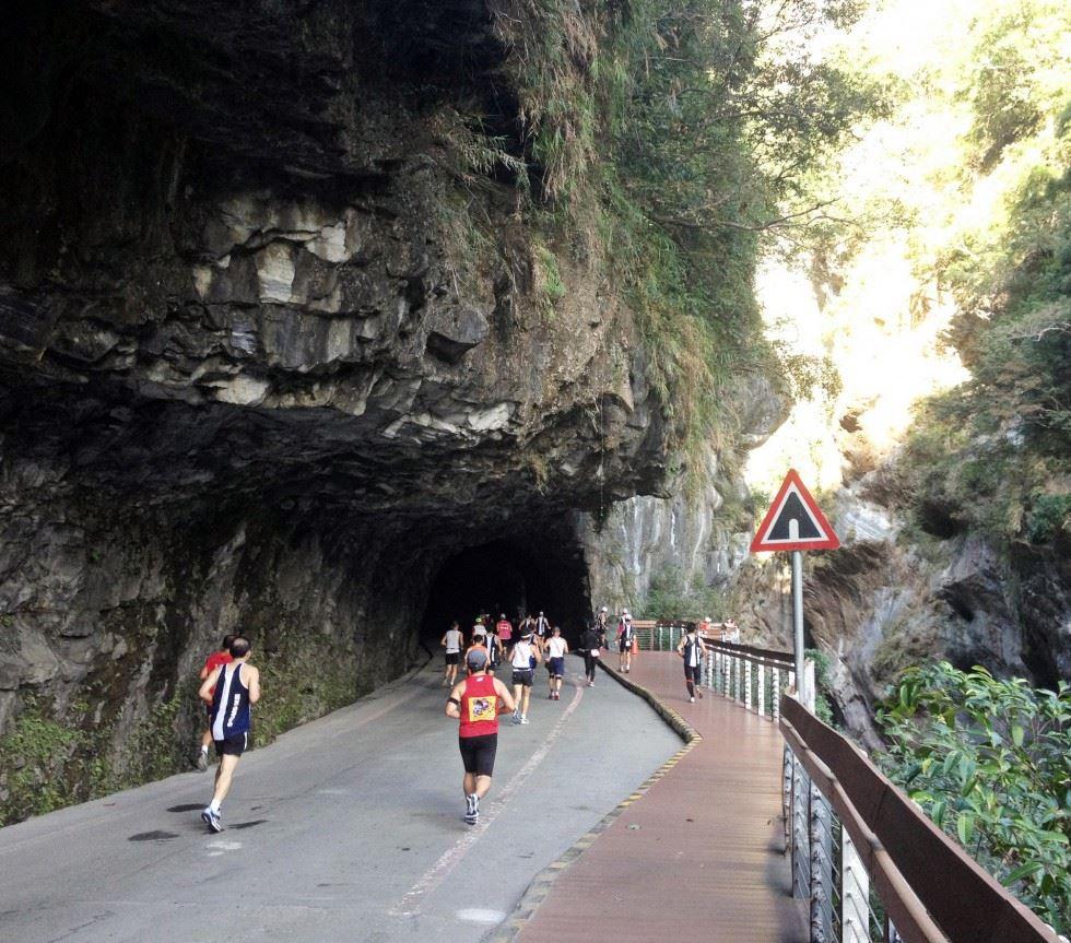 taroko gorge half marathon